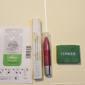 Add on $5 Clinique make up minis